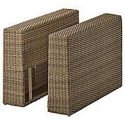 СОЛЛЕРОН Подлокотник для садовой мебели, коричневый
