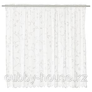РОТФИБЛА Гардина, белый с оттенком, 300x165 см, фото 2