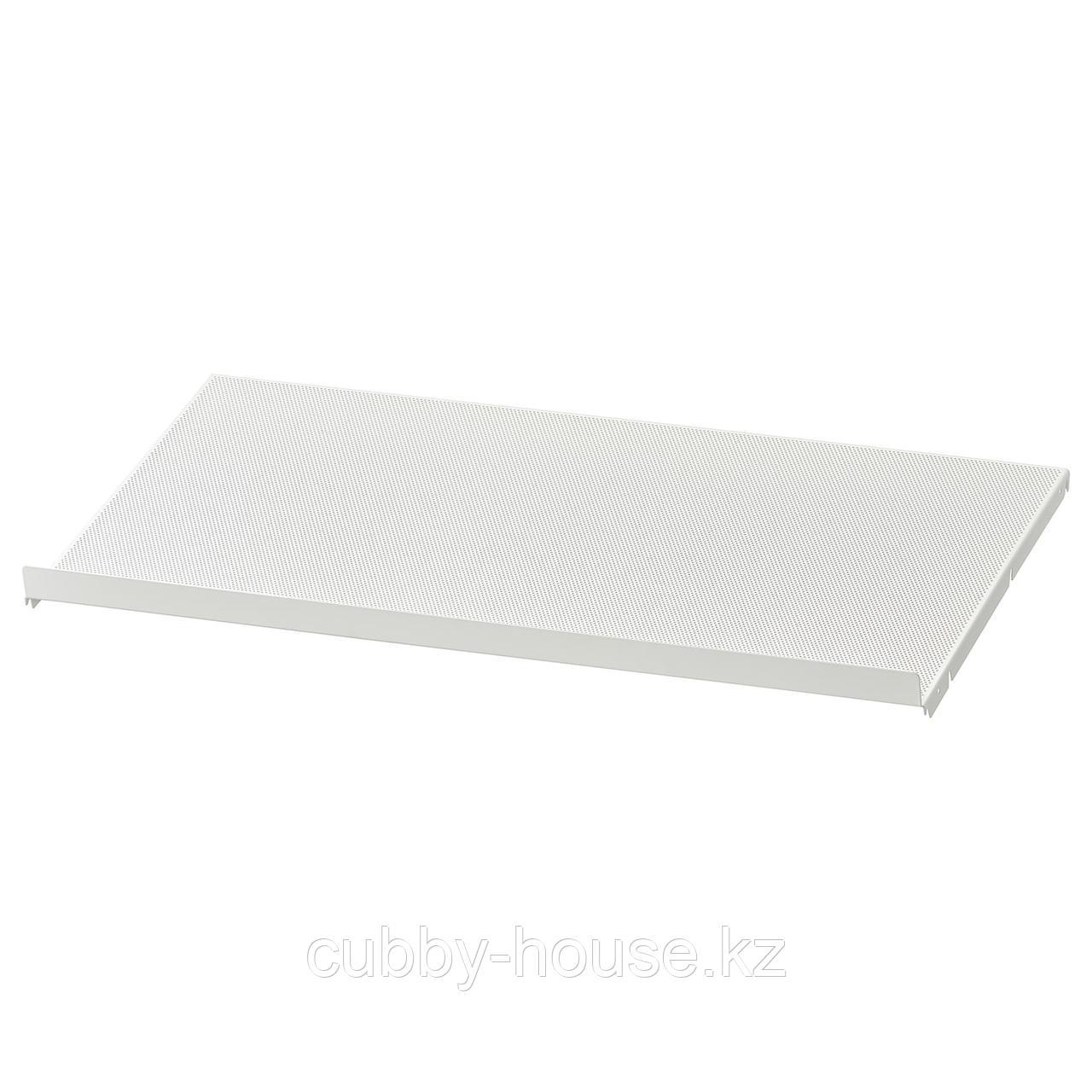 ХЭЛПА Полка для обуви, белый, 80x40 см