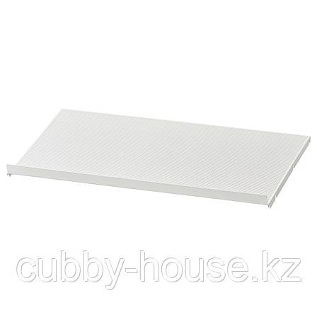 ХЭЛПА Полка для обуви, белый, 80x40 см, фото 2