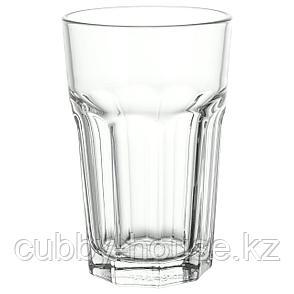 ПОКАЛ Стакан, прозрачное стекло, 35 сл, фото 2
