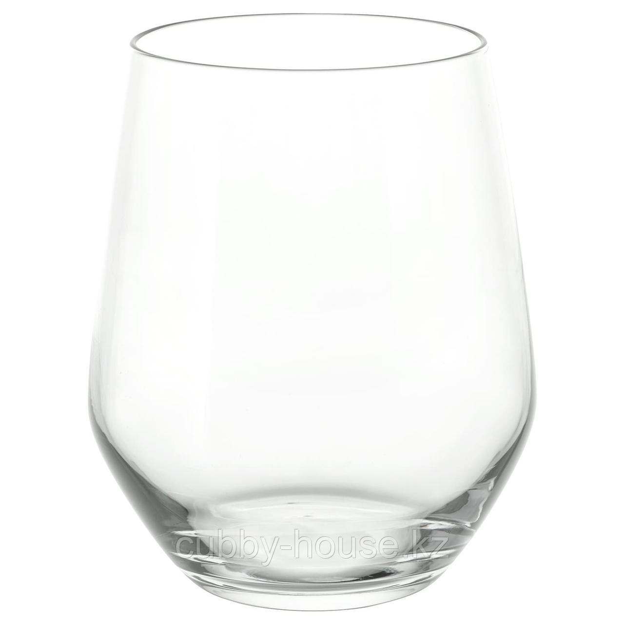 ИВРИГ Стакан, прозрачное стекло, 45 сл