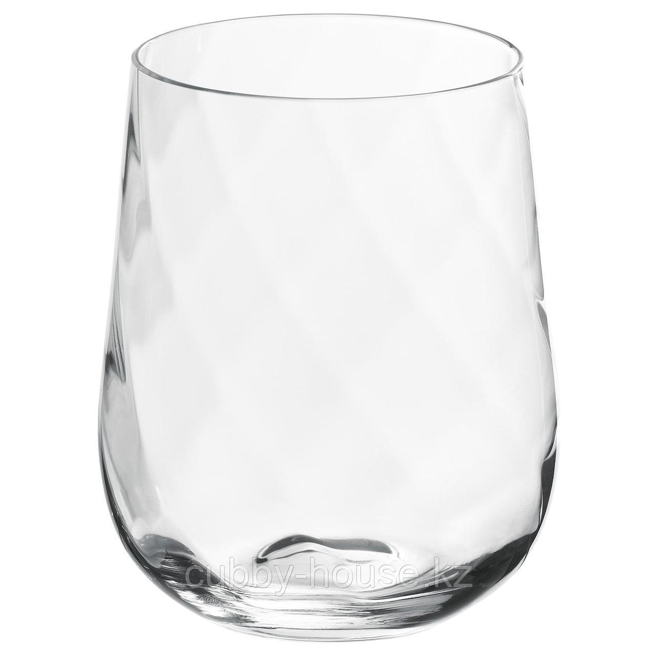 КОНУНГСЛИГ Стакан, прозрачное стекло, 35 сл