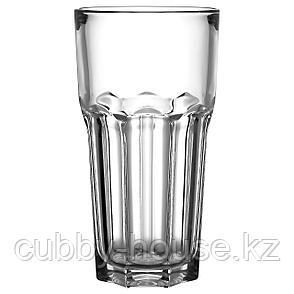 ПОКАЛ Стакан, прозрачное стекло, 65 сл, фото 2