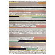 БРЁНДЕН Ковер, короткий ворс, ручная работа разноцветный, 170x240 см