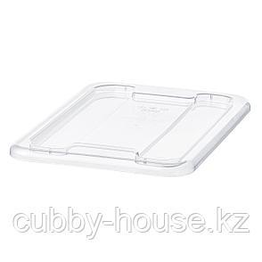 САМЛА Крышка для контейнера 5 л, прозрачный, фото 2