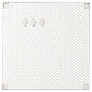 СЁДЕРГАРН Доска для записей, с магнитами, белый, 60x60 см