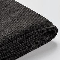 ЙЭРПОН Чехол на подушку спинки, для сада антрацит темно-серый, 62x44 см