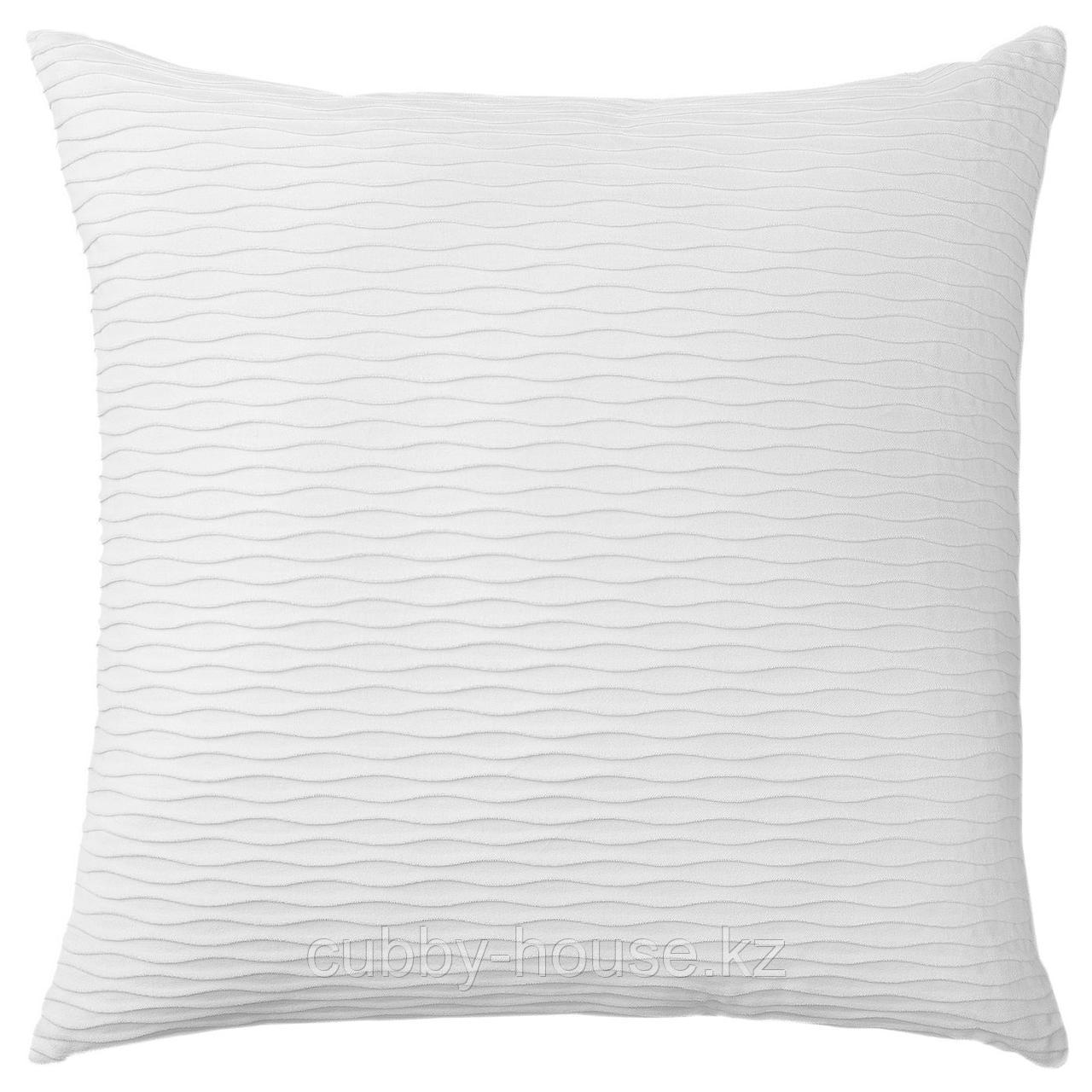 ВЭНДЕРОТ Подушка, белый, 50x50 см
