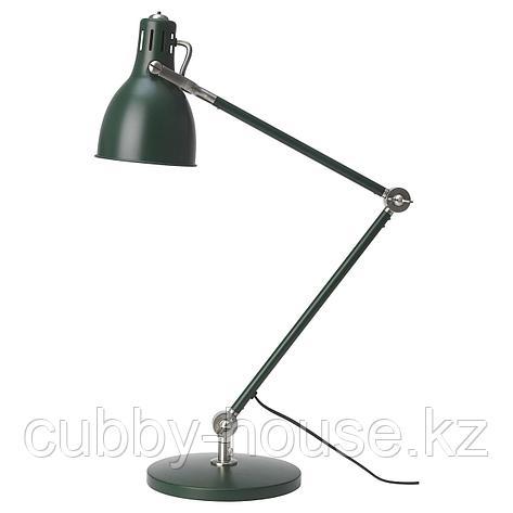 АРЁД Лампа рабочая, зеленый, фото 2