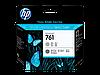 Струйный картридж HP №761 Серый, темно-серый CH647A