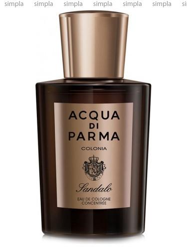 Acqua Di Parma Colonia Sandalo Concentree одеколон объем 2*30 мл (ОРИГИНАЛ)