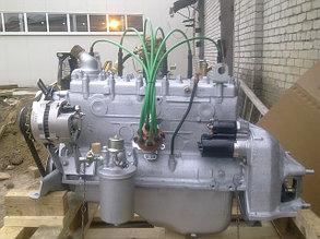 Двигатель ГАЗ-52 в сборе
