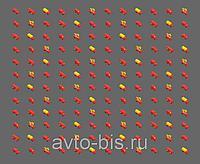 Гидроцилиндр выдвижения опор 50.32.1800.2037.0020.Ц.Т