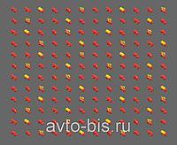 ГидроцилиндрТ на тракторный прицеп 2ПТС-4 и подъёма кузова ком.машин КО