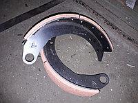 Колодка тормозная задняя ГАЗ-3307