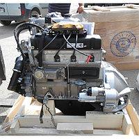 Двигатель УАЗ инжектор (99 л.с., штуцер отопителя) Евро-2 АИ-92