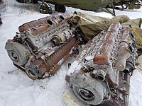 Двигатель В46-5 (сняты с машин, с пробегом)