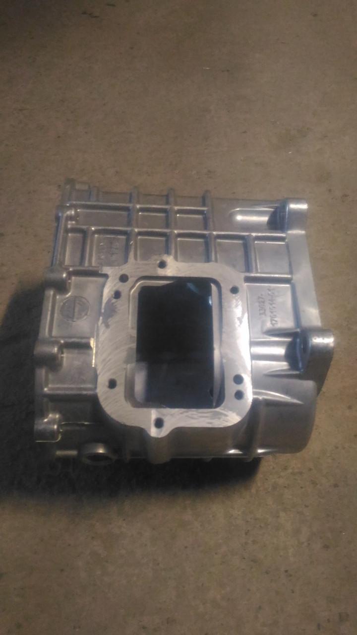 Картер коробки переключения передач передний под КОМ ГАЗ-3302 - фото 1