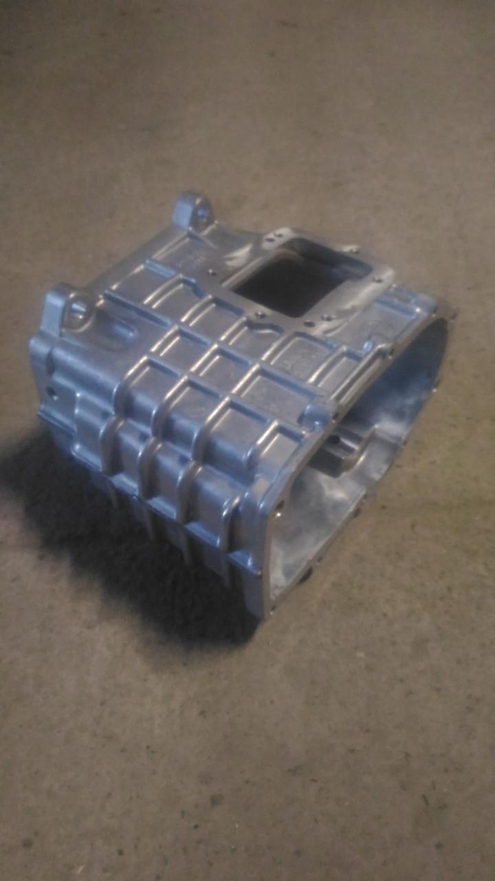 Картер коробки переключения передач передний под КОМ ГАЗ-3302 - фото 3