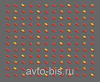 """Гидроцилиндр жатки, автоманипулятора бортового """"Енисей"""" """"Дон"""", ППК-4-03, ККП-3, маркера сеялки С-6ПМ2,2"""