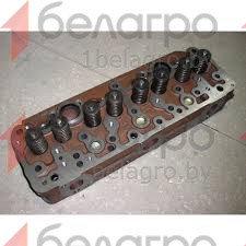 240-1003012-А1 Головка блока цилиндров МТЗ в сборе с клапанами (ГБЦ), ММЗ