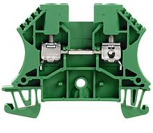 WDU 4 GN Соединитель электрический, Винт