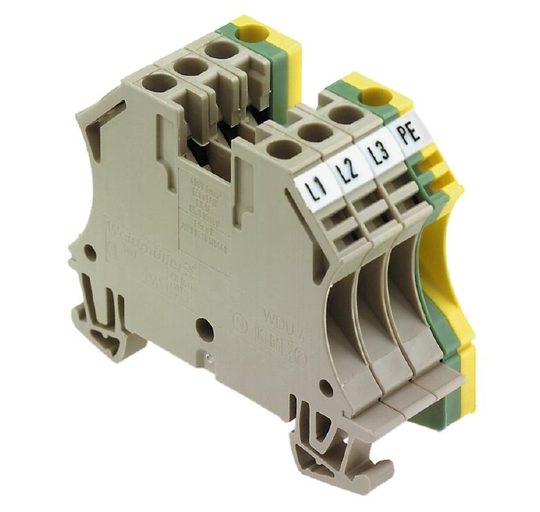 WMA 4/4 Соединитель электрический для Двигателя/Генератора, Винт