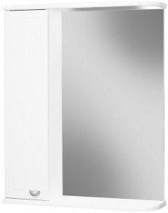 Шкаф-зеркало Классик 60 левый  АЙСБЕРГ, фото 2