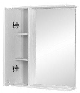 Шкаф-зеркало Классик 55 левый  АЙСБЕРГ, фото 2