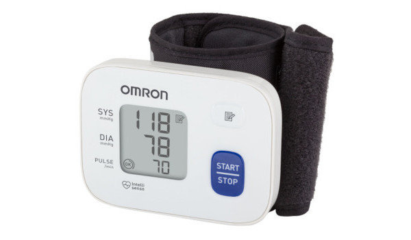 Автоматический тонометр на запястье OMRON RS1