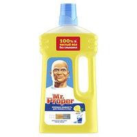 Средство для мытья полов и стен Mr.Proper 'Лимон', 1 л