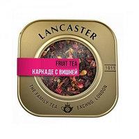 Lancaster напиток чайный Каркаде с вишней, 75 гр.