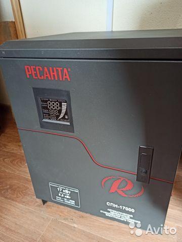 Стабилизатор 17000-СПН Ресанта