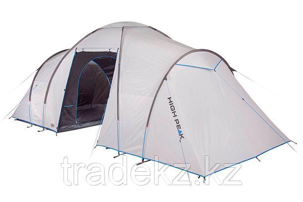 Палатка 4-х местная HIGH PEAK COMO 4.0, цвет светло-серый