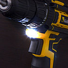 Дрель-шуруповерт аккумуляторная 18Вольт, Kolner KCD 18/2-2L, фото 7