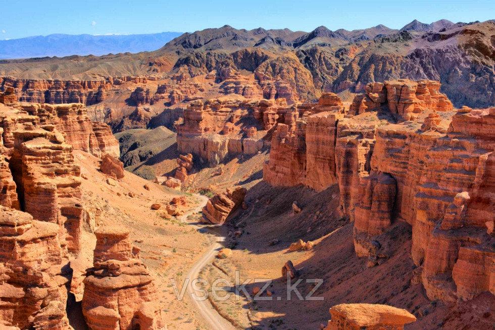 Чарынский каньон, чарын поездка , джип туры