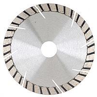 Диск алмазный 180 х 22,2 мм GROSS 73023 (турбо-сегментный, сухое резание)