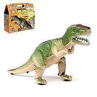 Динозавр Рекс, световые и звуковые эффекты
