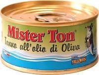 """Филе тунца в масле """"Пеликан"""" 1.7 кг"""