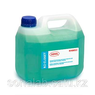 R2 Close- Средство концентрированное для мытья ванн/раковин/кафеля, 3л
