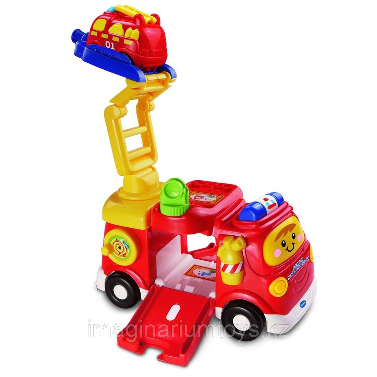«Большая пожарная машина» интерактивная развивающая игрушка VTech