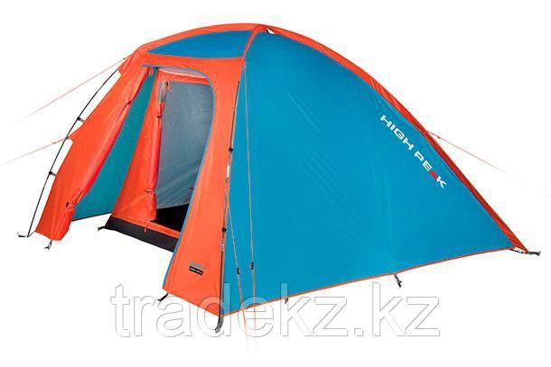 Палатка 3-х местная HIGH PEAK RAPIDO 3.0, цвет синий/оранжевый