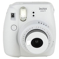 Моментальная фотокамера Fujifilm Instax Mini 9 White (Подарочный набор)