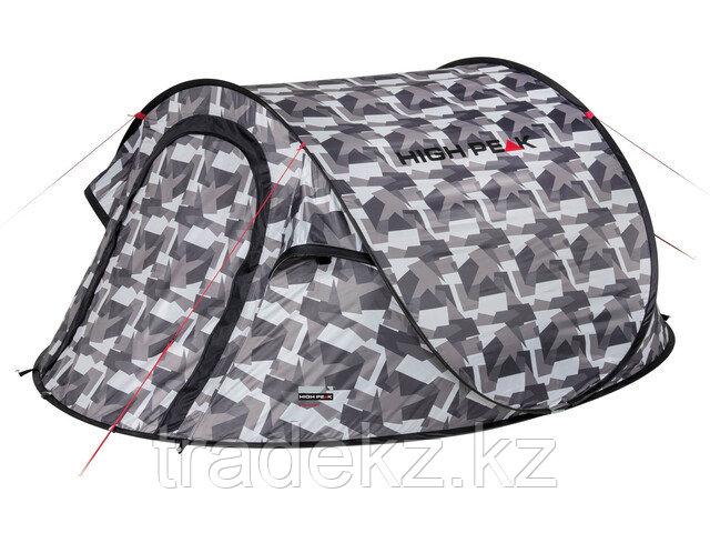 Палатка быстроразборная HIGH PEAK VISION 3, цвет камуфляж