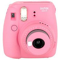 Моментальная фотокамера Fujifilm Instax Mini 9 Pink (Подарочный набор)