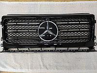 Решетка радиатора с эмблемой для Mercedes Benz G Class W463A W464 G500 2018+