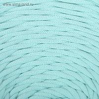 Пряжа трикотажная широкая 100м/330гр , ширина 7-9 мм (тиффани)
