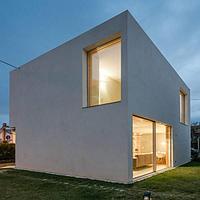 Дома из бетона