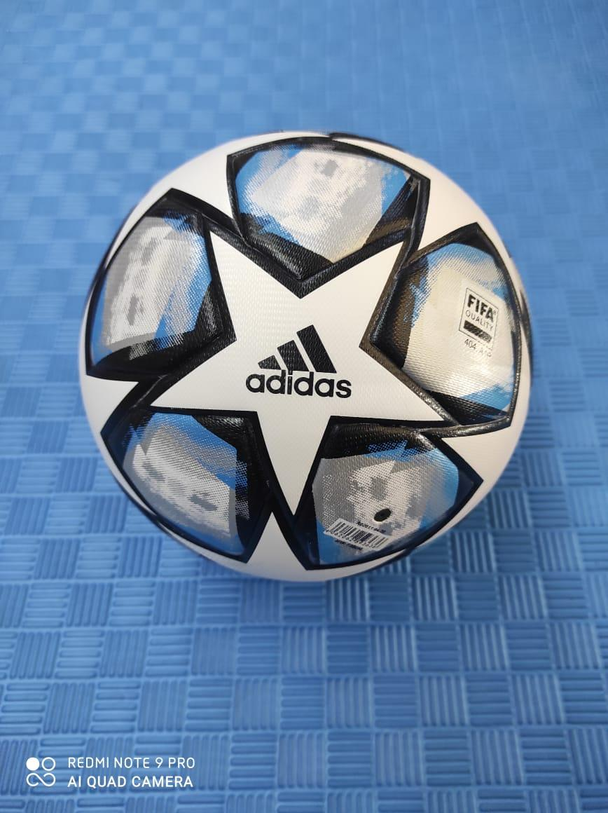 Мяч футбольный Adidas UEFA champions league football Size 4